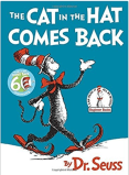 Cat Comes Back Book Snip