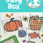 Fall Measuring Busy Box