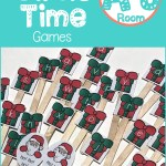 Christmas Circle Time Games