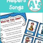 Community Helpers Songs