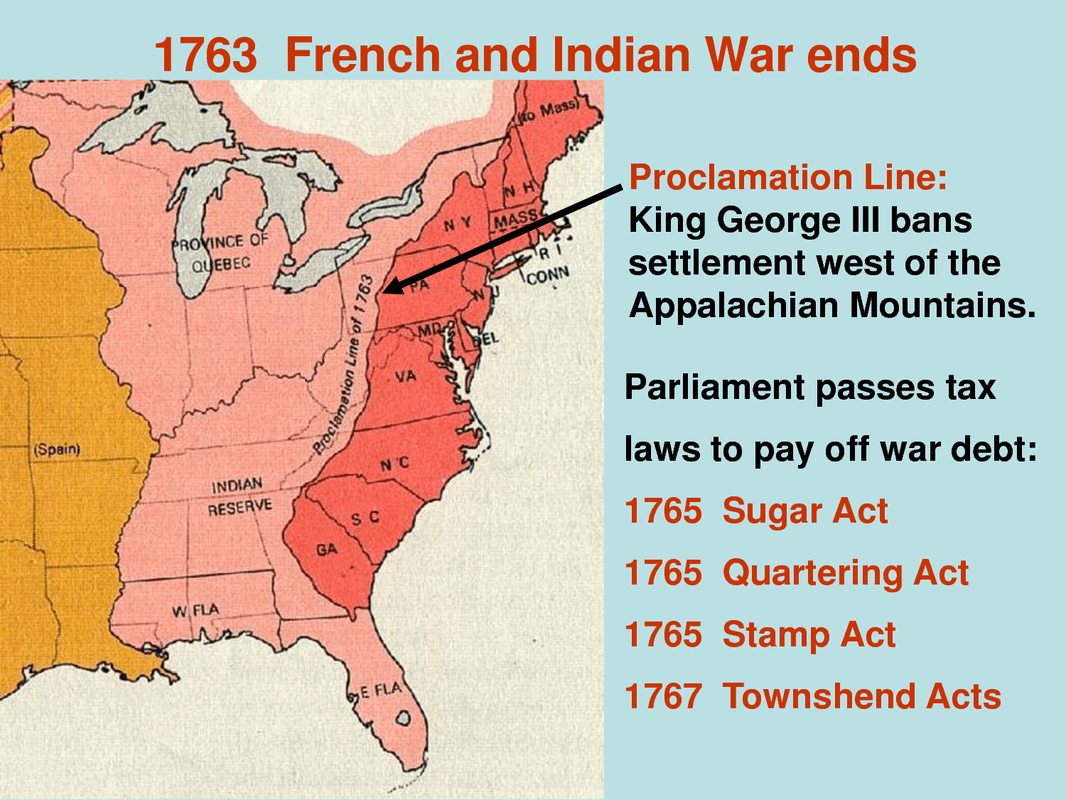 Causes Of The American Revolution Amp Winter Holidays