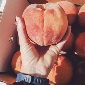 Massive Peaches, Minturn Farmer's Market