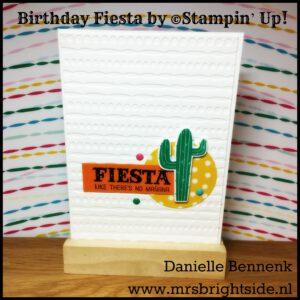 Festive embossing folder