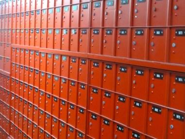 post office box, Marion Street (mrscarmichael)