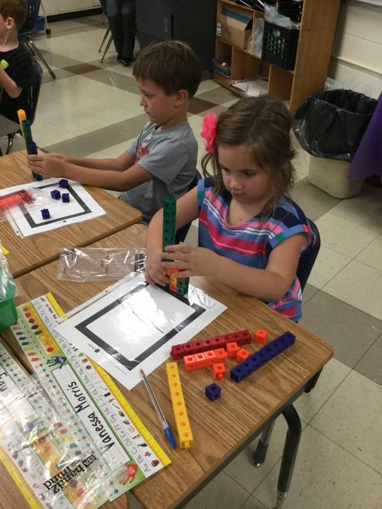Exploring Math tools!