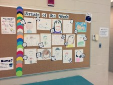 Artist of the Week!