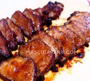 Babi Panggang Chasiu ala Restoran by Mrs. Culinary