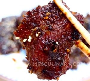 Grilled Sweet Pork Recipe by Mrs. Culinary