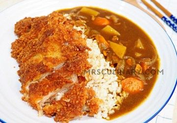Resep Kari Jepang by Mrs. Culinary