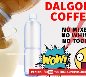 Resep Dalgona Kopi botol by mrs Culinary