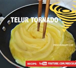 Resep Nasi telur Tornado by Mrs Culinary