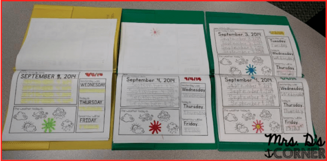 http://www.teacherspayteachers.com/Product/No-Prep-Calendar-Writing-for-September-1420978