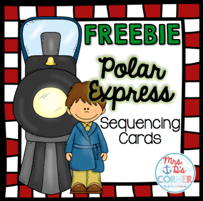 http://www.teacherspayteachers.com/Product/FREEBIE-Polar-Express-Sequencing-Cards-1611229