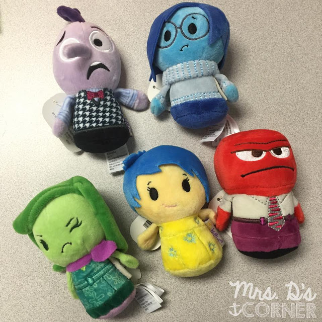 Help your students with managing, processing, and learning about their emotions with this Inside Out bulletin board display. Includes a free download to help you make the best emotions bulletin board display. Blog post at Mrs. D's Corner.