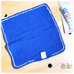 Sensory processing is when a child has difficulties organizing information he or she has gathered through the senses. This can impact a child's every day life, in and out of the classroom. Click to learn more about how to make a DIY lap pad with mermaid fabric, at Mrs. D's Corner.