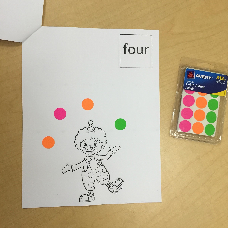 Autism Mrs D S Exceptional Kindergarten
