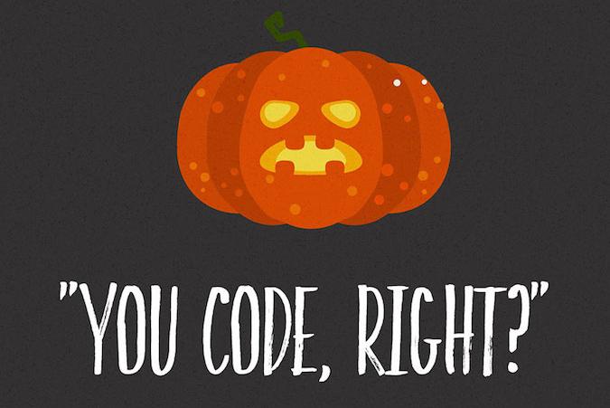 website code image