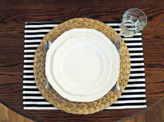 An IKEA Table Setting  |  Mrs. Fancee