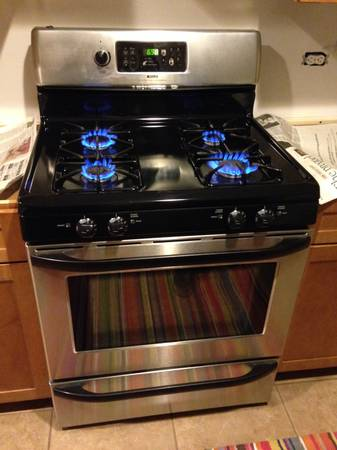 Craigslist Oven For 125 Buy Gently Used Stainless Steel Appliances On Craigslist To Get A