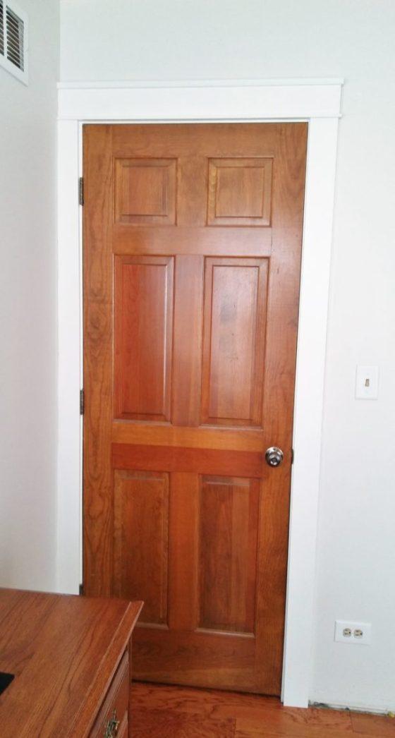 how to build a door frame and hang a door - Door And Door Frame