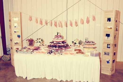 Wedding Sweets Table | Mrs. Fancee