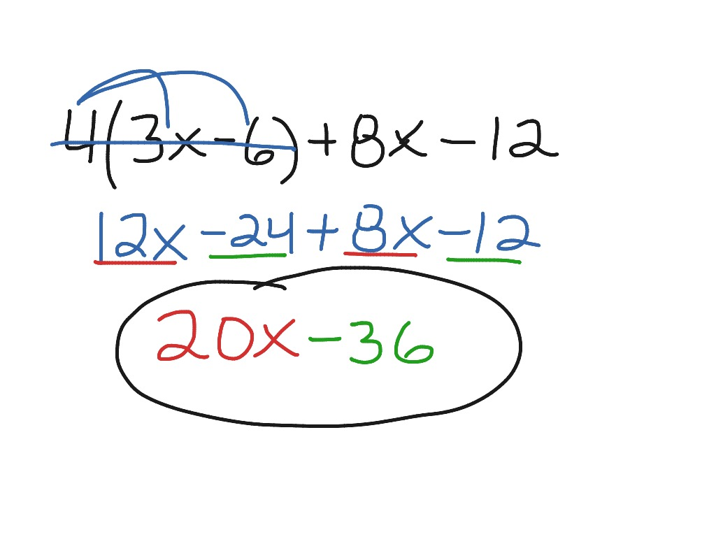 Multi Step Equations Variables On Both Sides Part Ii