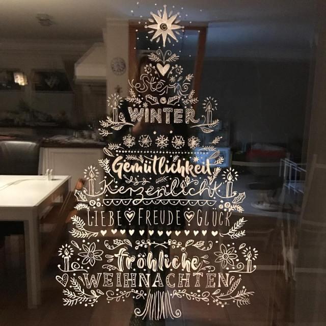 Auch bei uns ist heute schon der Weihnachtsmodus angeknipst wordenhellip