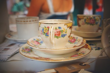 Anyone for a tea party?