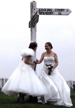 Mrs Fox wedding