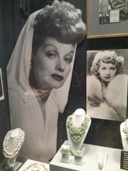 Some of the jewellery used in the show.