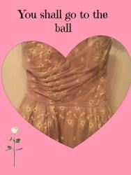 Frank Usher prom dress