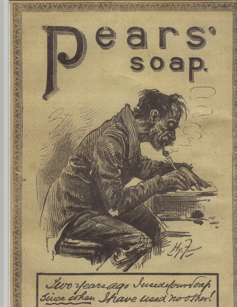 Pears soap - remember this?