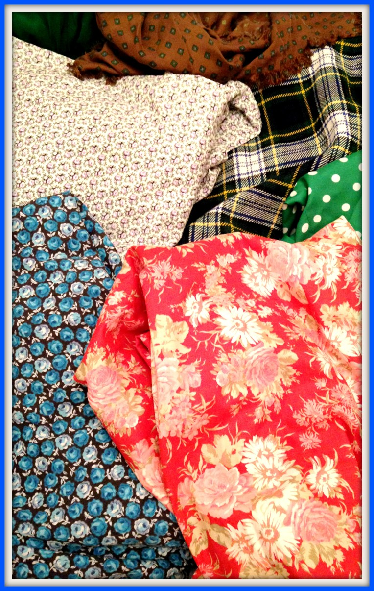Looking forward to getting creative with these fabrics