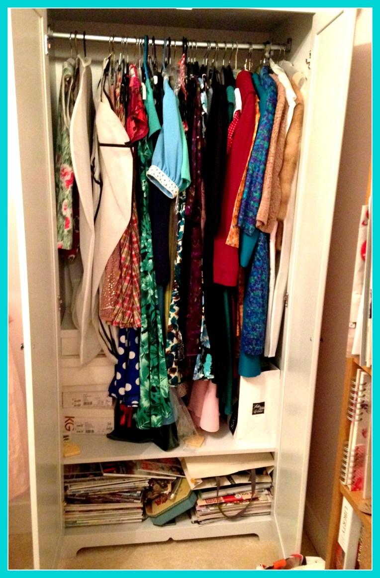 A look into Mrs Fox's wardrobe