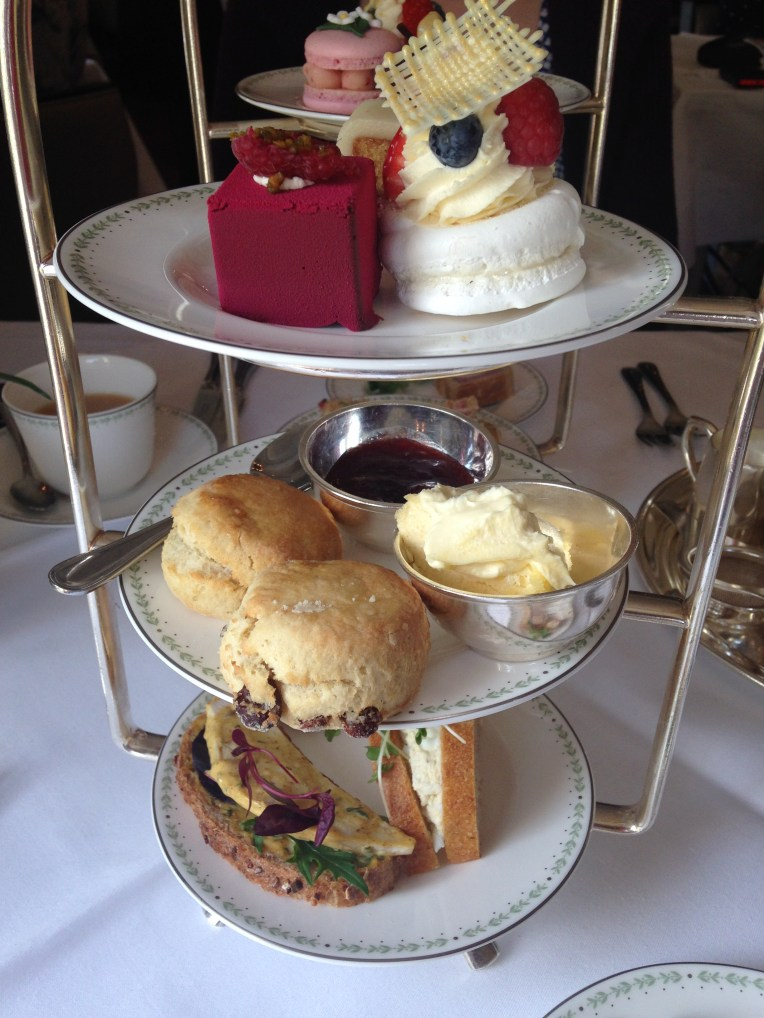 Amazing afternoon tea