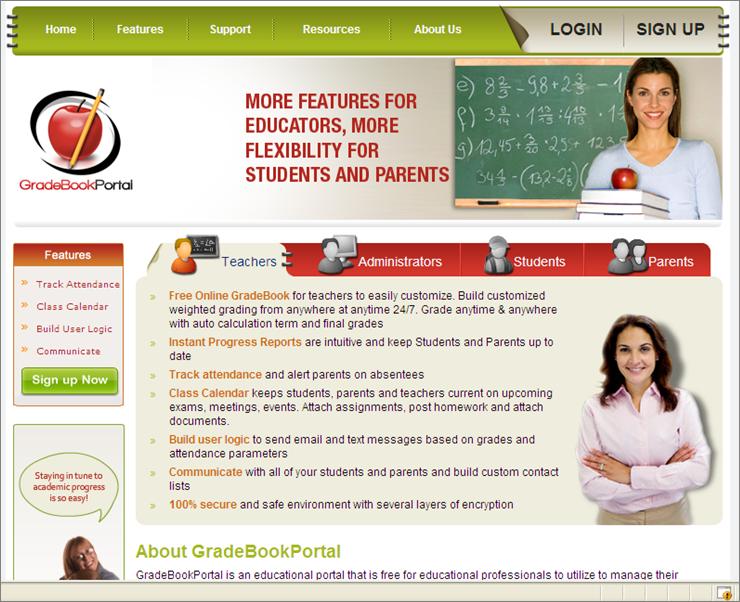 Gradebookportal Snapshot