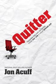 Books for the graduate: Quitter