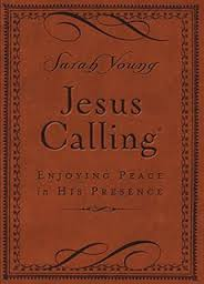 Books for the graduate: Jesus Calling
