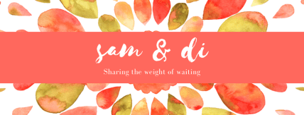 sam and di blog update