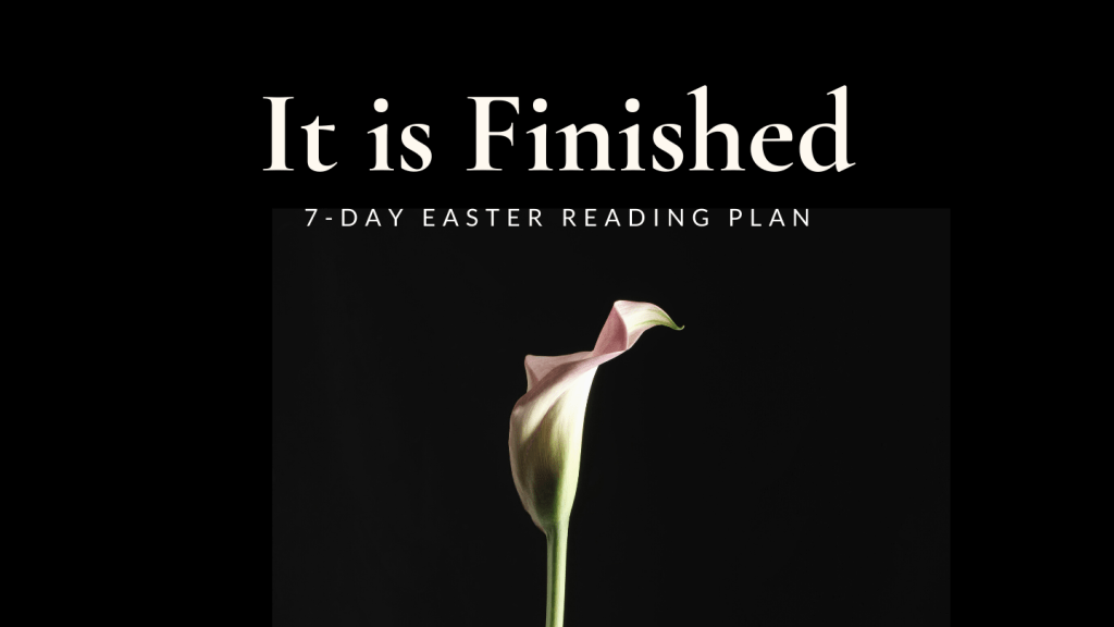 YouVersion plans for Easter