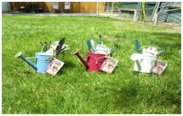 Garden Party Watering Cans