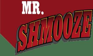 Mr. Shmooze Logo