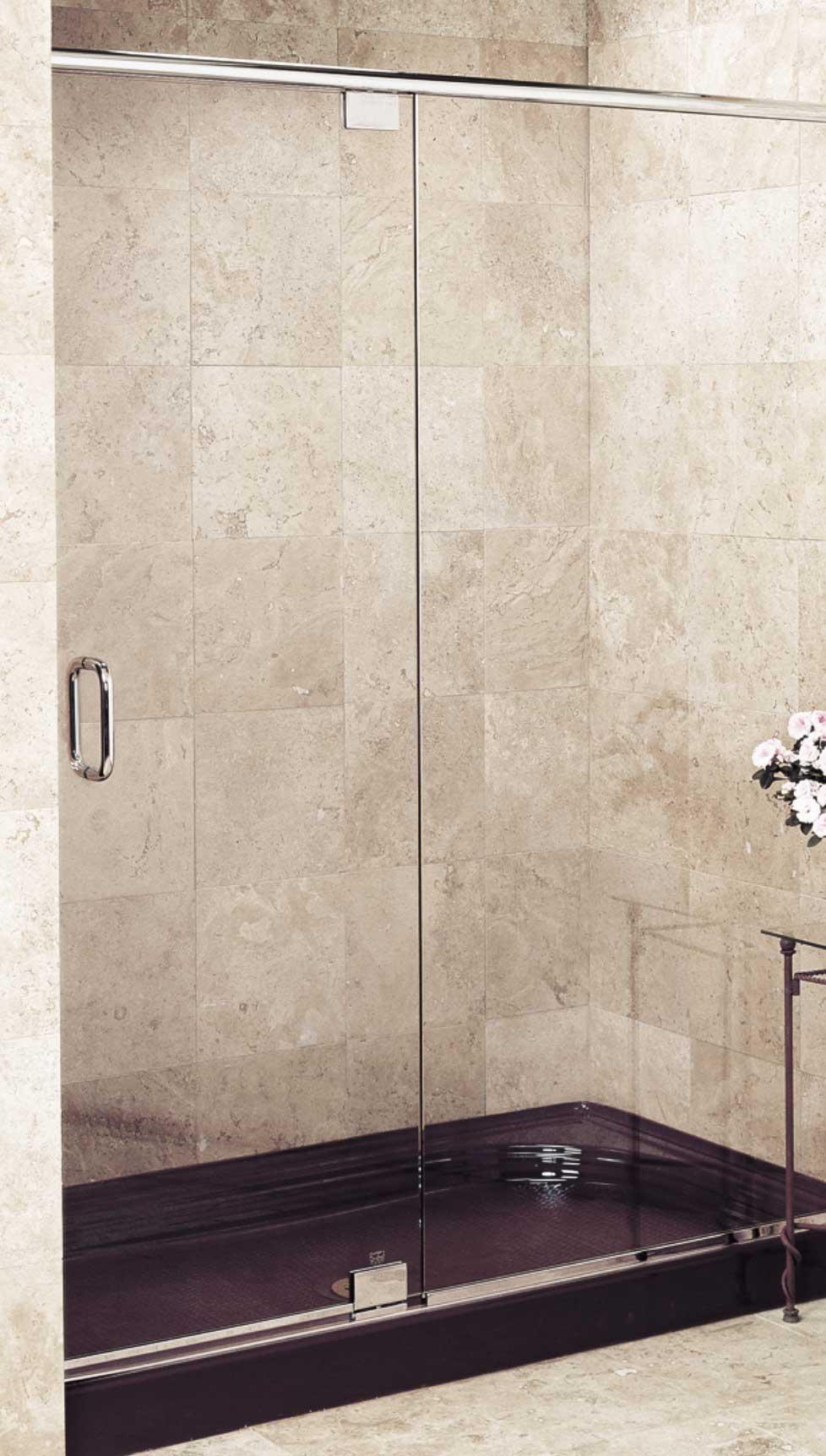 Luxus Pivot Hinge Shower Door Enclosures Mr Shower Door