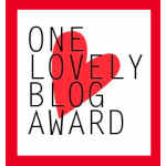 A Christmas themed one lovely blog award