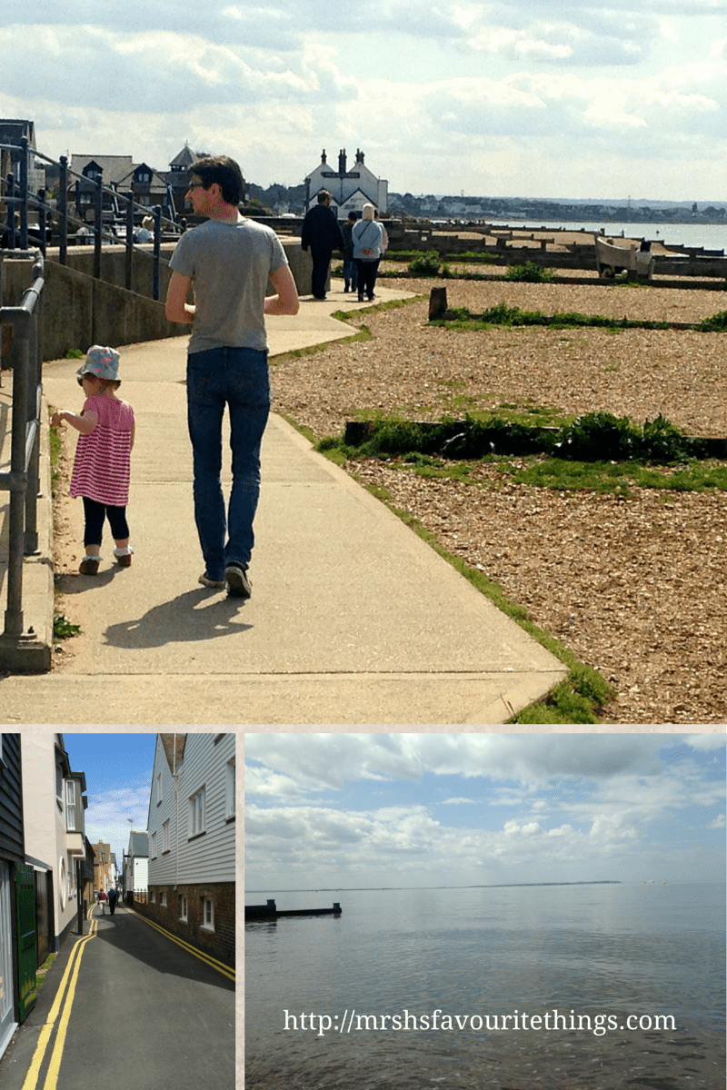 Whitstable Beach