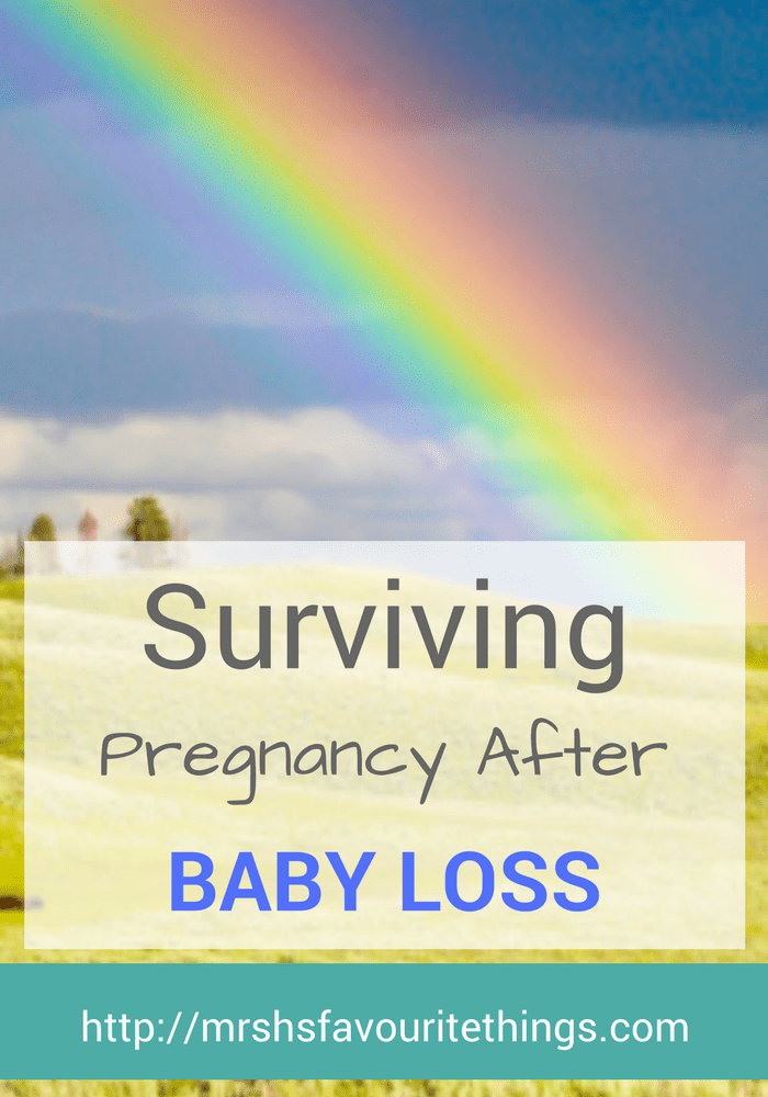 Surviving Pregnancy After Baby Loss (three Recurrent Miscarriages and one miscarriage before our first child) was one of the hardest things I've had to do. It was time of fear and anxiety. I was terrified that I would miscarry again. So during this pregnancy I learnt some tips on how to survive a tough nine months and I am passing these on to you - Surviving Pregnancy After Baby Loss - Mrs H's favourite things