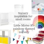 Nursery inspiration for small rooms