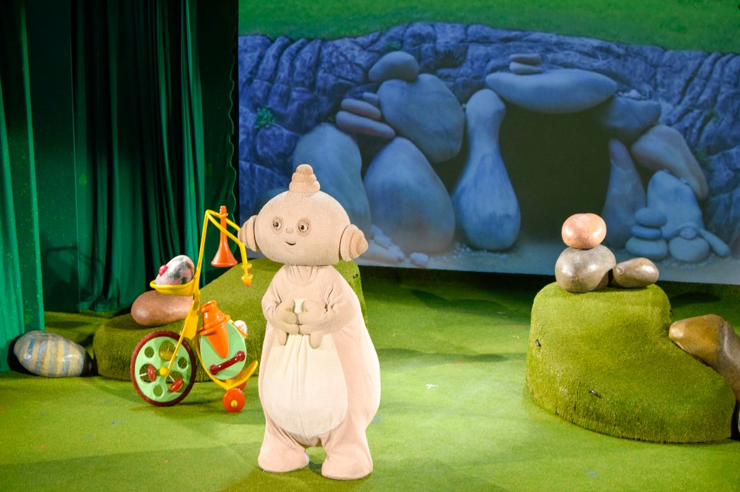 Win tickets to In the Night Garden Live 2018