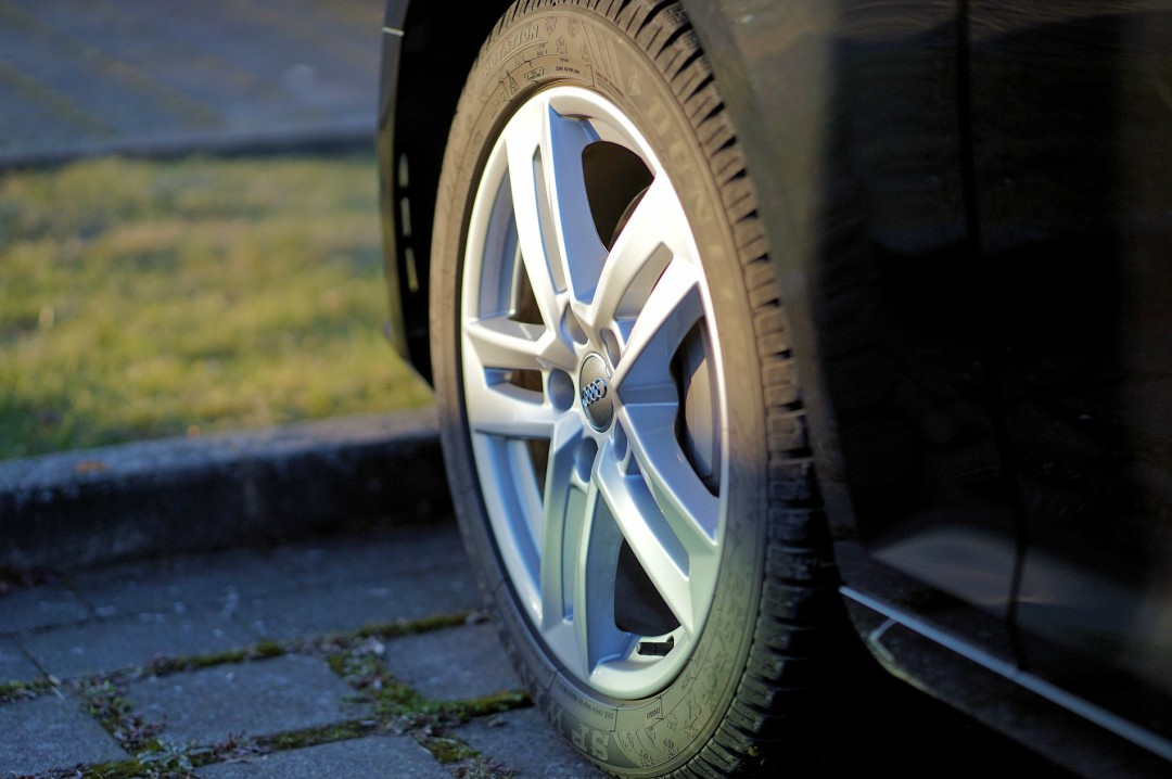A photograph of a car tyre - Do Your Car Tyres Suit Your Needs? - Mrs H's favourite things