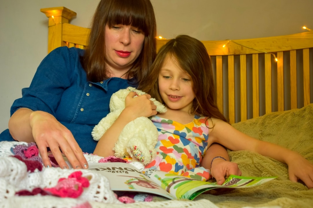 Taking 'Time To Read' With Little Miss H And The BookTrust